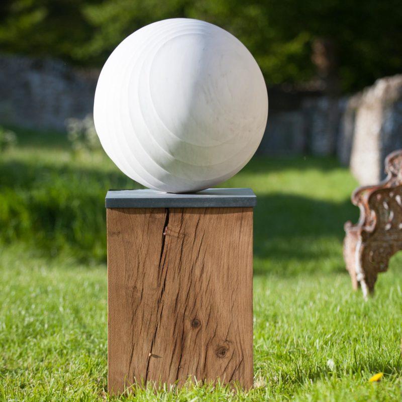 Carrara Sphere image