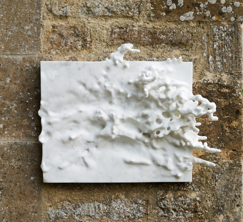 Froth (wall relief) image