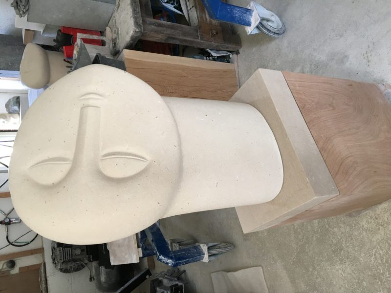 Dreaming Head (Portland) image